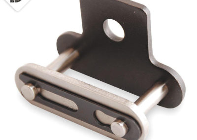 Chain with Rivetted Attachment