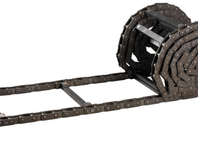 Paver Chain For Mechanical Paver