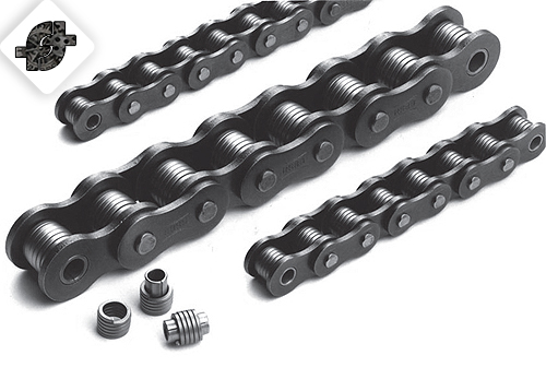 Bushed Roller Chains