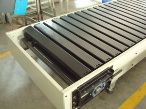 Slat Chain Conveyor Belts