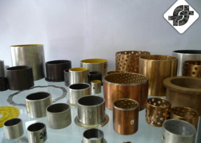Bushings (Plain Bearings and Sleeve Bearings)